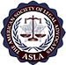 American Society of Legal Advocates, badge