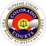 Colorado Court Association badge