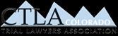 Colorado Trial Lawyers Association, badge