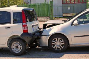 rear impact car crash