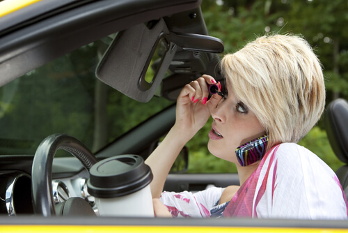 Distracted Driving Targeted in New CDOT 'Killer Habit' Campaign
