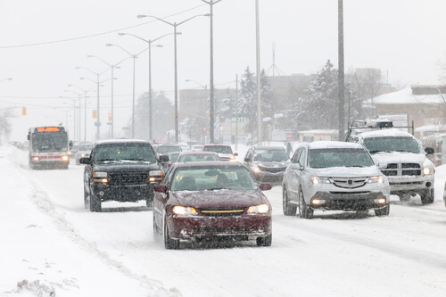 10 Winter Driving Tips to Prevent Car Accidents | Denver Car Accident Attorney
