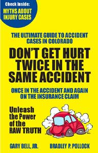 Don't get hurt twice book cover.