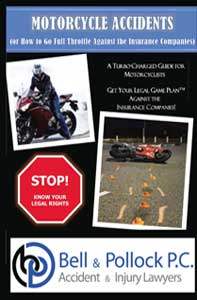 Motorcycle accident handbook