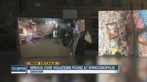 Denver Artist Colony Shut Down for Fire Code Violations   Denver Personal Injury Attorney