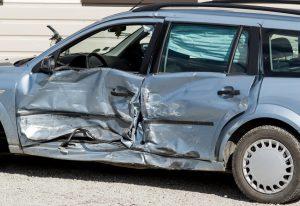 side impact car image