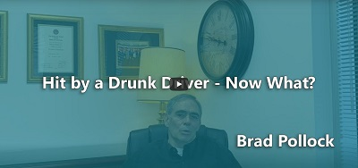 Hit by a Drunk Driver - Now What?