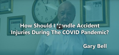 How Should I Handle Accident Injuries During COVID-19?