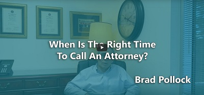 When Is The Right Time To Call An Attorney After An Accident?