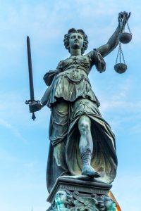 lady justice Denver