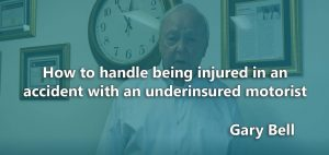 What To Do If You've Been Hurt In An Accident With An Underinsured Motorist in Colorado