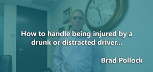 How to Handle Being Injured by a Drunk or Distracted Driver in Colorado